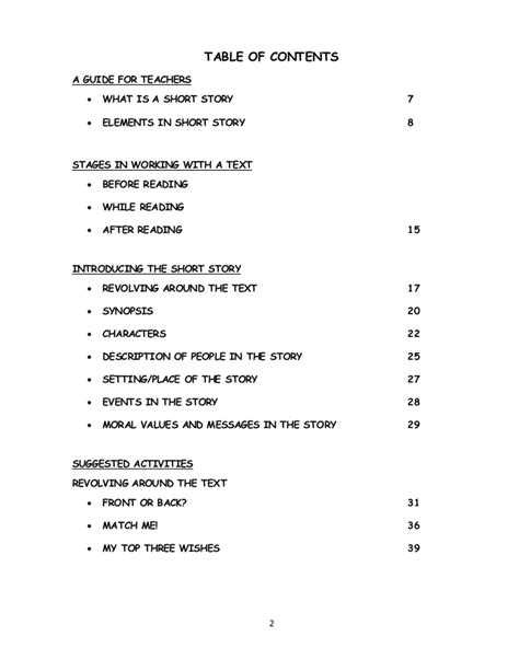 printable short stories for middle school short story worksheet middle school short story lesson