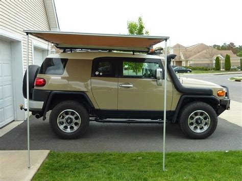 arb 4x4 awning closed arb awning gb tacoma world
