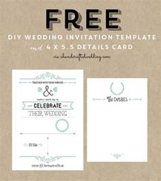 free wedding invitation templates e commercewordpress