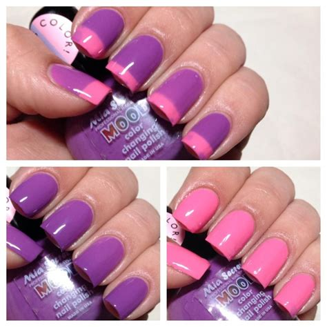 color changing nails color changing mood nail need to buy