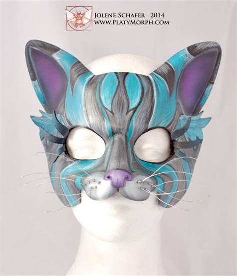 Cheshire Cat Blue blue and grey cheshire cat leather in tim