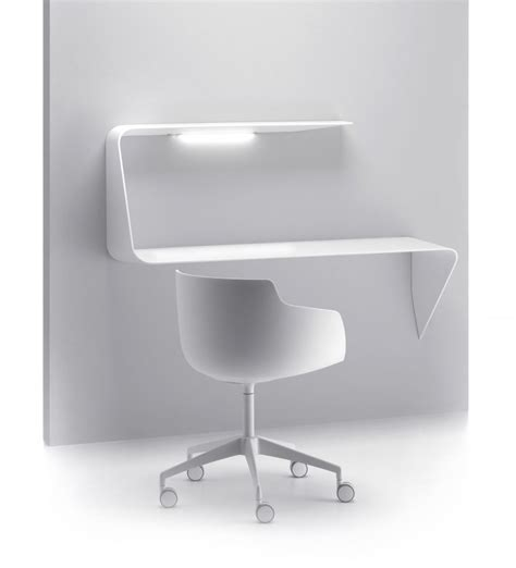 designer desk smart and modern desk design with integrated shelf mamba