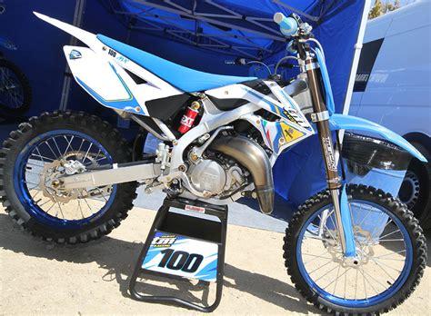 tm motocross 2017 mx 100 get dirty dirt bikes tm racing motorcycles
