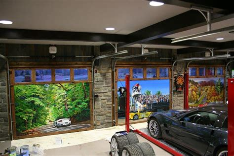 vault designed furnished garage in minnesota appears in