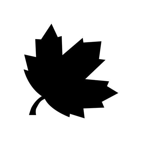 file maple leaf svg file maple leaf black white svg openstreetmap wiki
