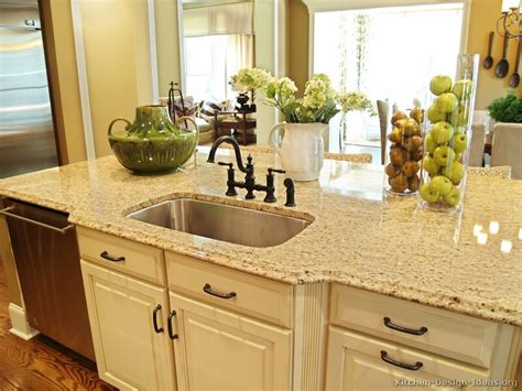 granite that goes with white kitchen cabinets granite countertop colors beige granite