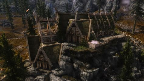 whiterun mansion at skyrim nexus mods and community