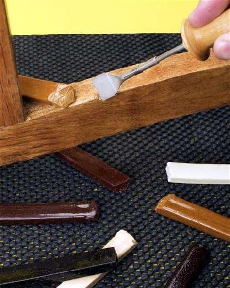 woodworking repair furniture repair kit eliminates wood fillers and staining