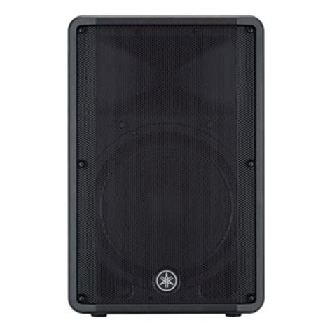 cbr15 cbr series passive speakers speakers live sound products yamaha united states