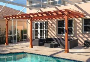 Attaching Pergola To Roof » Home Decoration