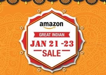 Discount Amazon Gift Cards Sale - amazon the great indian festive sale 21 23 jan hot