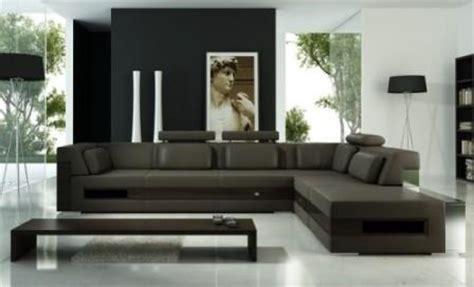 Sofa Leter L Warna Coklat sofa u minimalis modern aisyahfurniture