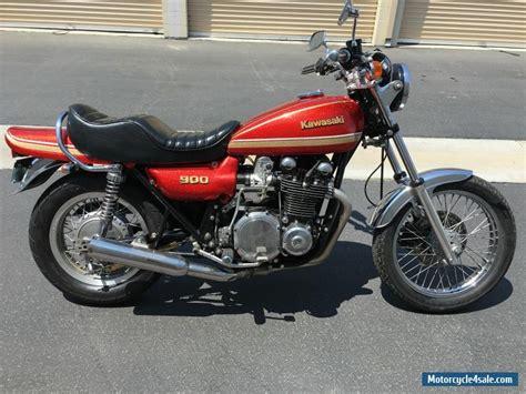 Kawasaki 900 For Sale 1974 kawasaki z1 900 for sale in canada