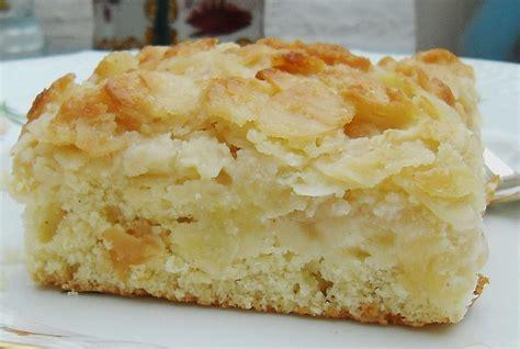 kuchen mit eierlik r apfel mandelkuchen rezepte suchen