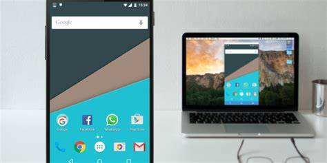 android mirror to pc mirror your android screen to a pc or mac without root
