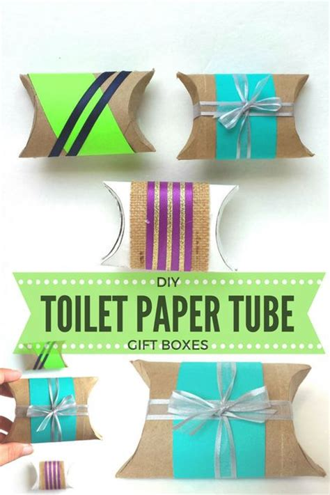 Make Your Own Toilet Paper - toilets gifts and diy gift box on