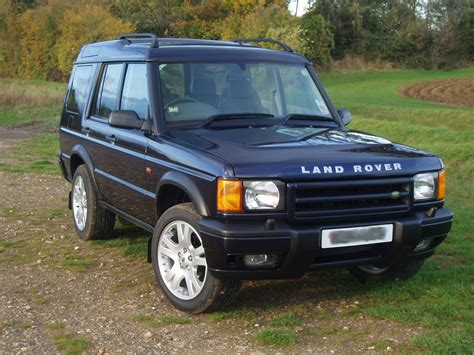 Land Rover Discovery History Photos On Better Parts Ltd