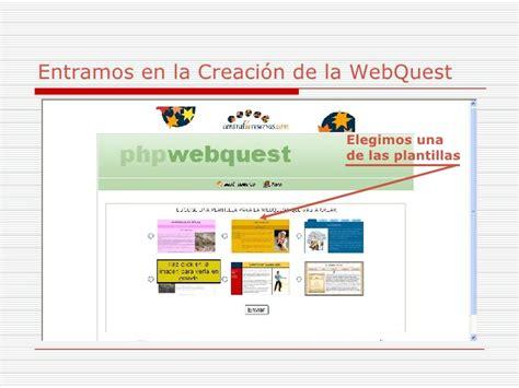 tutorial de webquest tutorial sobre webquest