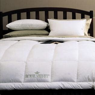 royal velvet down comforter royal velvet grandeur down comforter