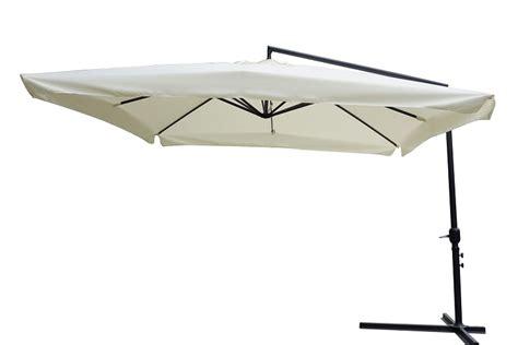 ombrellone da giardino decentrato ombrellone da giardino con palo decentrato e telo
