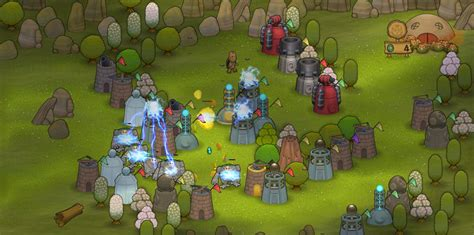 Best Co Op Ps3 by Review Pixeljunk Monsters Psnstores