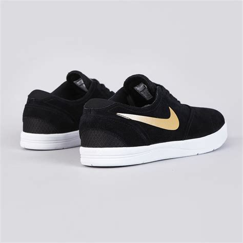 Jual Nike Eric Koston 2 nike sb eric koston 2 black metallic gold sole collector