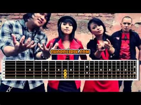 tutorial gitar cangcuters jamrud putri cover doovi