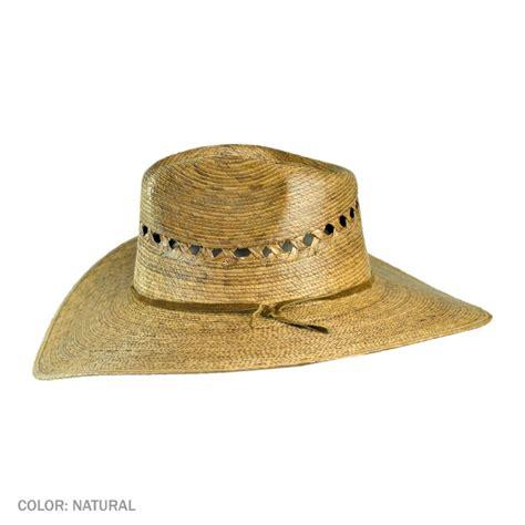 Gardener Hat by Tula Hats Gardener Lattice Palm Straw Hat Sun Protection