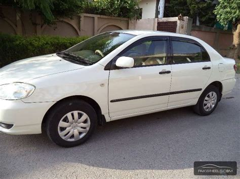 Used 2008 Toyota Corolla S For Sale Toyota Corolla For Sale In Islamabad Pakwheels