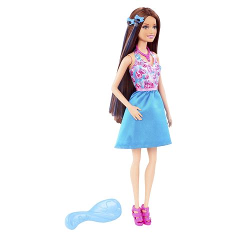 barbie toy barbie hairtastic barbie doll 2014