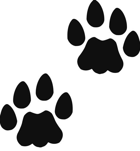 bobcat paw print cake ideas and designs