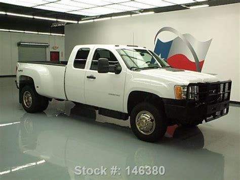auto manual repair 1997 gmc 3500 parking system find used 2013 gmc sierra 3500 ext cab 4x4 diesel dually longbed texas direct auto in stafford