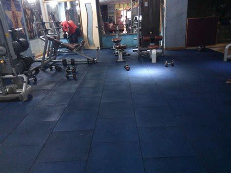 Rubber Workout Flooring by Rubber Flooring Kriskindu Inc