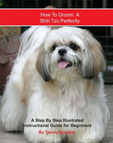 ways to groom a shih tzu grooming shih tzu dogs