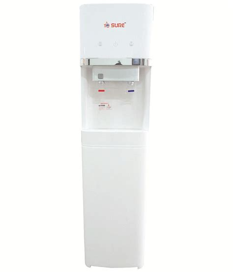 Water Dispenser Flipkart sure 5 6 ltrs cold tank2 ltrs tank smart h2o fs ro uv water dispenser water purifiers