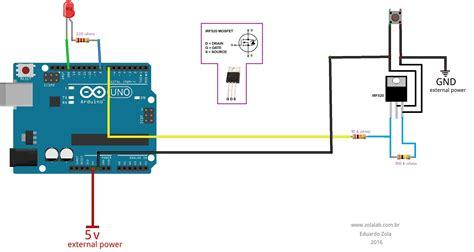 fet transistor arduino power alternative for irf520 mosfet in arduino shutdown schema arduino stack exchange