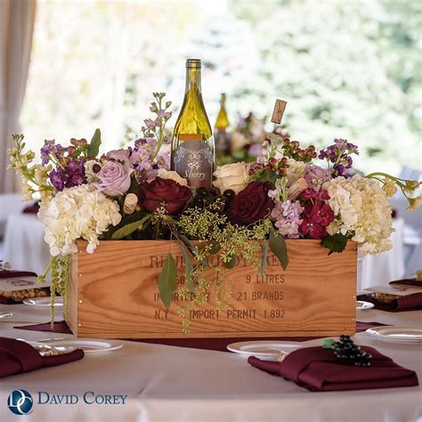 Gervasi Vineyard Wedding Reception   Wedding Colors