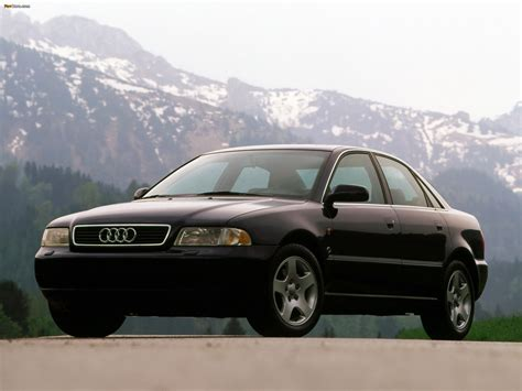 Audi A4 8d by 1995 Audi A4 8d B5 Pictures Information And Specs