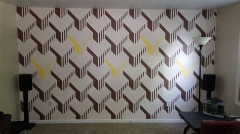 wall painting designs for hall home design i painted my living room wall album on imgur