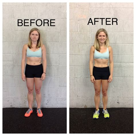 Before Or After 2015 nutrition challenge results before and after