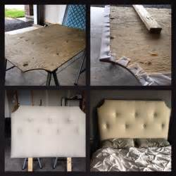diy tufted upholstered headboard ideas