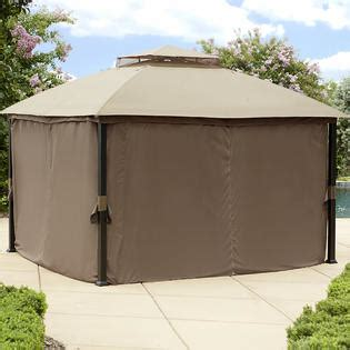 Garden Oasis Replacement Canopy For Privacy Gazebo Garden Oasis Pergola Replacement Canopy