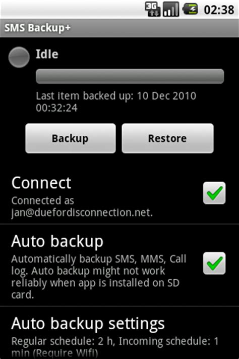 backup sms android how to backup sms contacts settings apps in android phone