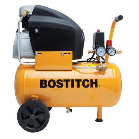 bostitch btfp02006 6 gallon 135 psi lube horizontal air compressor walmart