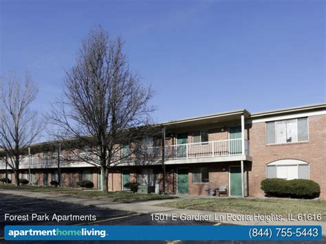 forest park apartments peoria heights il apartments