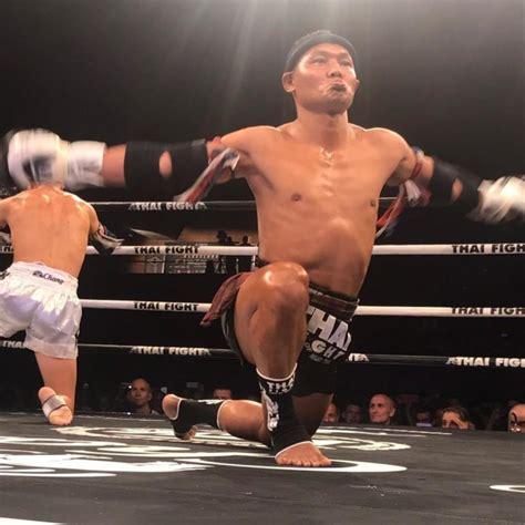 video results thai fight samui 29 04 2017 muay saenchai defeats juan salmeron at thai fight barcelona