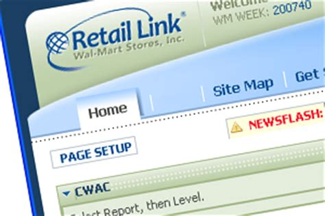 walmart retail link help desk finding your way around retail link retail details