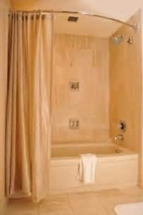 L Shaped Bath Shower shower curtain rod options
