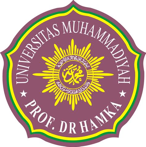 tutorial logo universitas logo universitas muhammadiyah prof dr hamka kumpulan