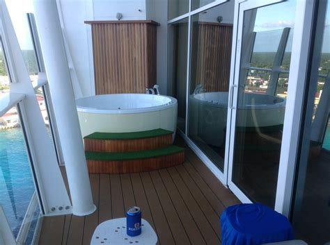 of the seas balcony rooms cabin on royal caribbean oasis of the seas cruise ship cruise critic